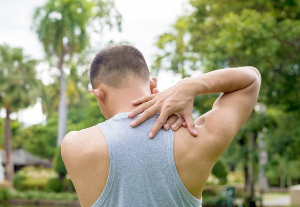 Shoulder Pain and Neck Pain