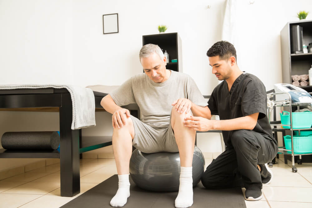 Vertigo Physical Therapy Evaluation