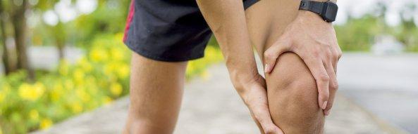 Three Symptoms of an MCL Sprain